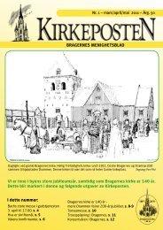 Nr. 1 mars-mai 2011 - Den norske kirke i Drammen