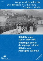 Wege und Geschichte 1/2010 - Basler & Hofmann