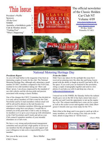 History Of Caravan Club Car Badge The National Motor