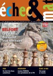 Échec & mat - Fédération Française des Échecs