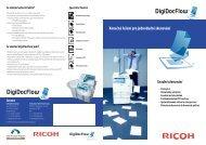 Konečné řešení pro jednoduché skenování - DigiDocFlow