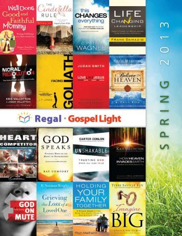 Spring 2013 NRTC - Gospel Light Worldwide