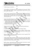 Volební řád pro volby delegátů na Shromáždění delegátů ... - Page 3