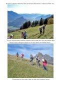 Bergwanderung auf den Gonzen (SG. Rheintal) - Page 4