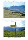 Bergwanderung auf den Gonzen (SG. Rheintal) - Page 5