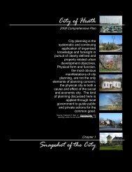 Chapter 1 - City of Heath, Texas