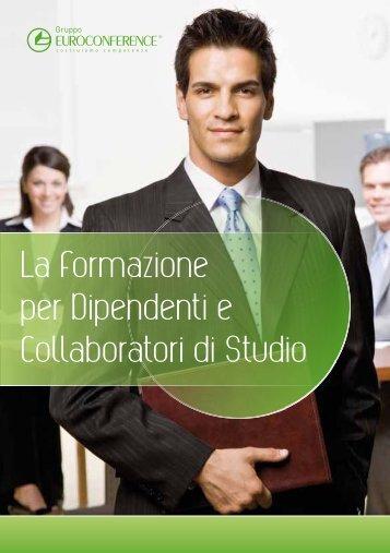La FormaZione per Dipendenti e Collaboratori di Studio