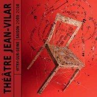 du plaisir - Lia Rodrigues – Blog du Théâtre Jean-Vilar de Vitry ...