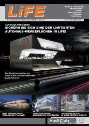 Autohaus Promotion - Audi Club International