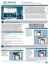 Vinyl Patio Door - Home Doors & Windows