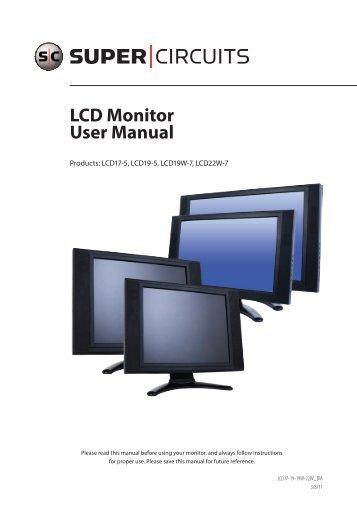 lcd monitor belinea 2025 s1 handbuch manual ma ect gmbh rh yumpu com LCD- Display LCD PC Monitor