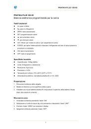 PRATIKA PLUS 100-05 Italiano.pdf - Wigam