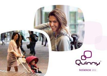 Stáhnout brožuru - Quinny - Libfin