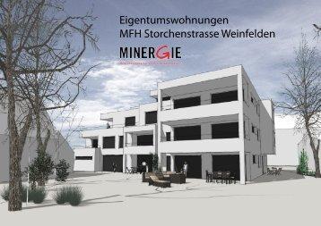 Eigentumswohnungen MFH Storchenstrasse Weinfelden