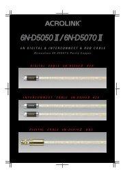 6N-D5050II(生産終了) - ACROLINK