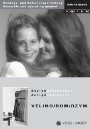 Montageanleitung [pdf; 0.17 MB] - Vogelundnoot.com