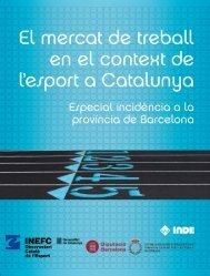El mercat de treball en el context de l'esport a Catalunya