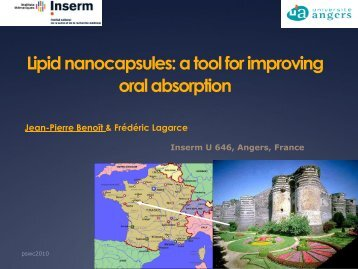 Lipid nanocapsules: a tool for improving - AAPS