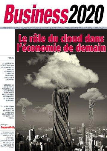 Le rôle du cloud dans l'économie de demain - Bitpipe