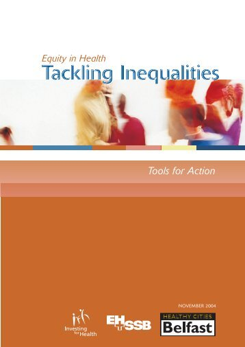 Tackling Health Inequalities - Tools for Action - Employability in ...