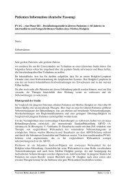Patienteninformation und -einverständniserklärung (75 kB)