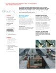 Grouting - Best Materials - Page 2