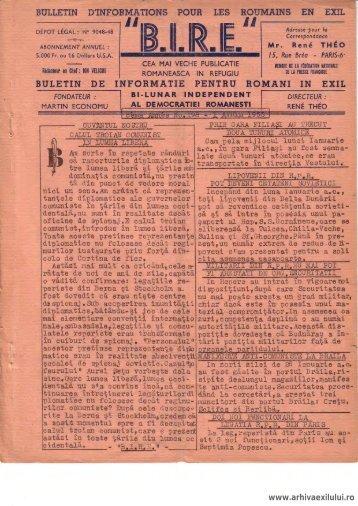BIRE NR. 198 - arhivaexilului.ro