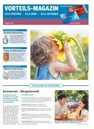 Sommerzeit – Biergartenzeit! - Saarbrücker Zeitung