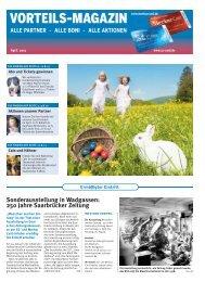 SZ-Card-Magazin - Saarbrücker Zeitung