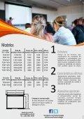 Folheto Tela de Projeção TES Elétrica - Page 2