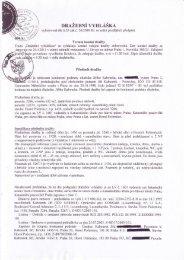 DRAŽEBNÍ vYHLÁŠr,q' - Horní Počernice