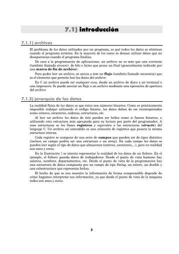 Archivos en C (PDF)