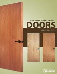 architectural wood doors - VTonline