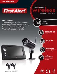 DW-702-First-Alert-Dual-Digital-Wireless-Cameras-with-7-Display-Unit