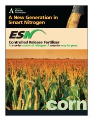 ESN Corn Fact Sheet 0408.qxp - Agrium Wholesale