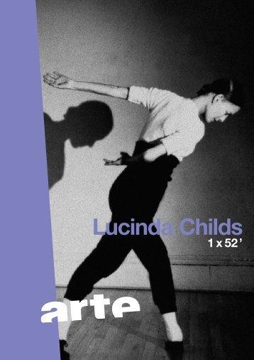 Lucinda Childs ARTE France