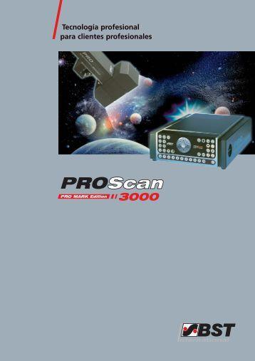 Tecnología profesional para clientes profesionales - BST ...