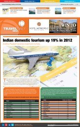Wednesday 24th July 2013.indd - Travel Daily Media