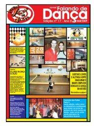 Ed. 017 - Agenda da Dança de Salão Brasileira