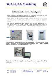 Faxová správa - ECM ECO Monitoring