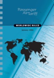 worldwide rules