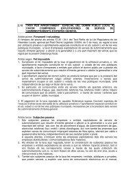2.15 taxa per aprofitament especial del domini públic ... - Ajuntament