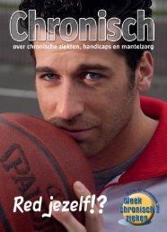 Magazine Chronisch - Week van de chronisch zieken