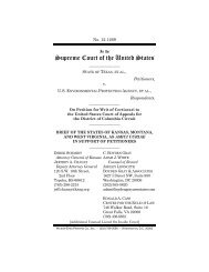States' Amicus Brief in Support of Certiorari - National Chamber ...