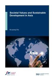 Societal Values and Sustainable Development_2706_3 - SGI ...