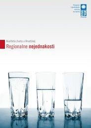 Kvaliteta života u Hrvatskoj: Regionalne nejednakosti - UNDP Croatia