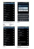 CONFIGURAZIONE INTERNET Valida per SAMSUNG ... - Wind - Page 3