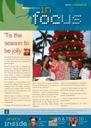 November 2008 - Mackay Regional Council - Queensland ...