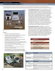 Crosshole/Downhole Seismic - Olson Instruments, Inc.