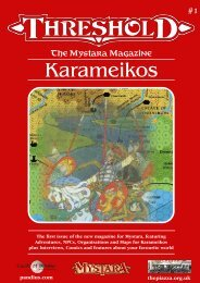 Karameikos - Vaults of Pandius